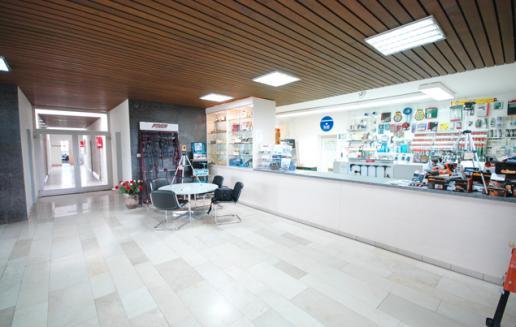 Verkaufraum