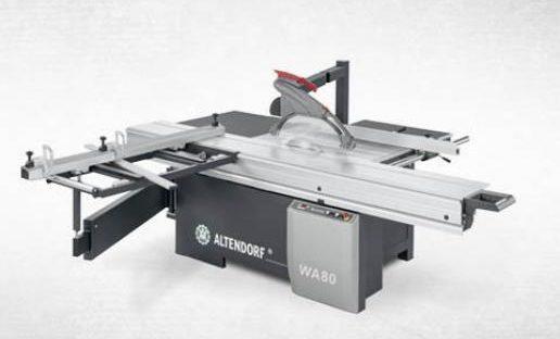 Altendorf Formatsäge WA80