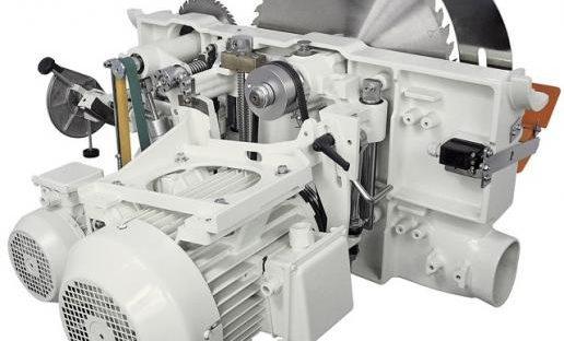 Motor SCM Formatsäge